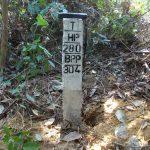 Penataan Batas Sendiri dan Persekutuan Areal Kerja Ijin Usaha Pemanfaatan Hasil Hutan Kayu pada Hutan Tanaman (IUPHHK-HT) di PT Bumi Persada Permai